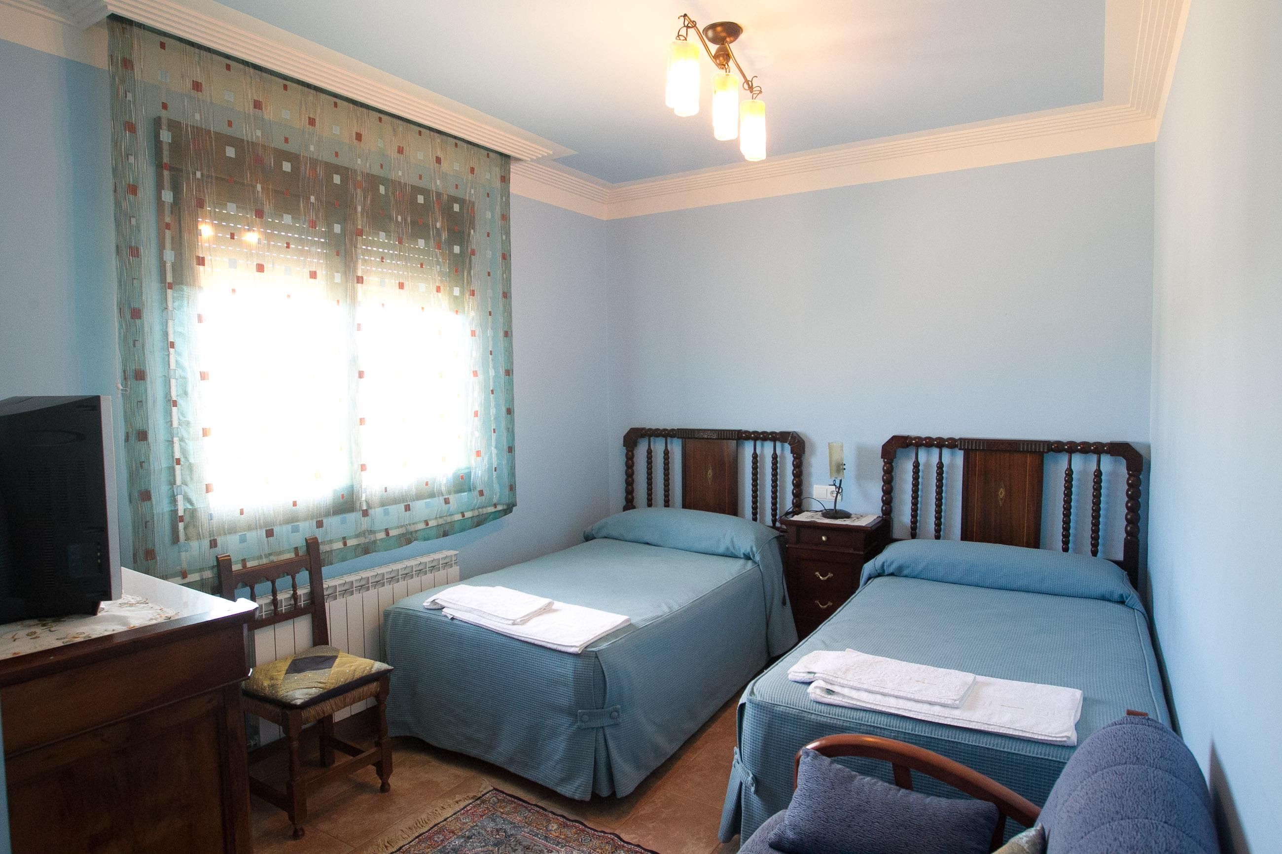 Foto Habitación Azul