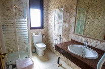 Baño Habitación Beige